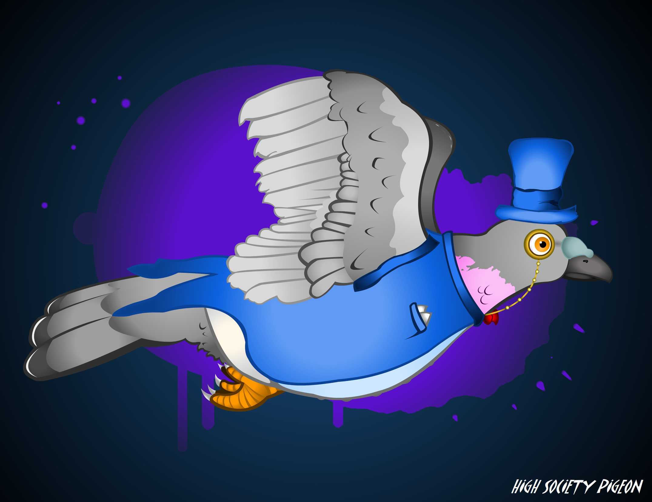 High Society Pigeon