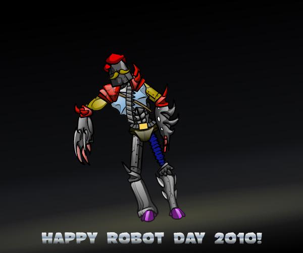 ma robot