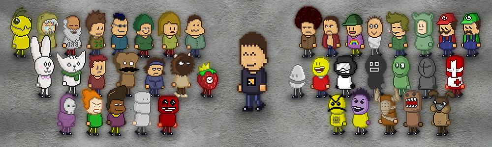 Newgrounds Pixel Crew
