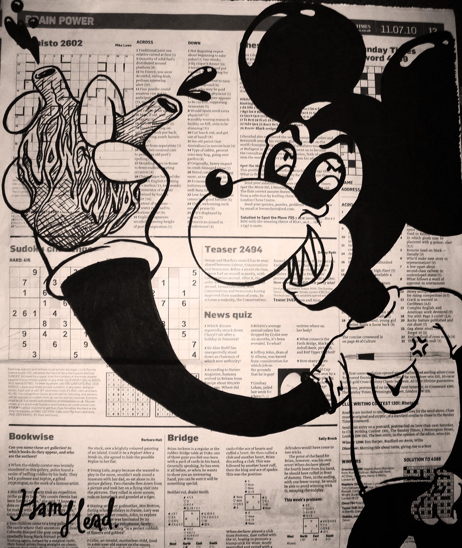 Mickey PWNZ NG