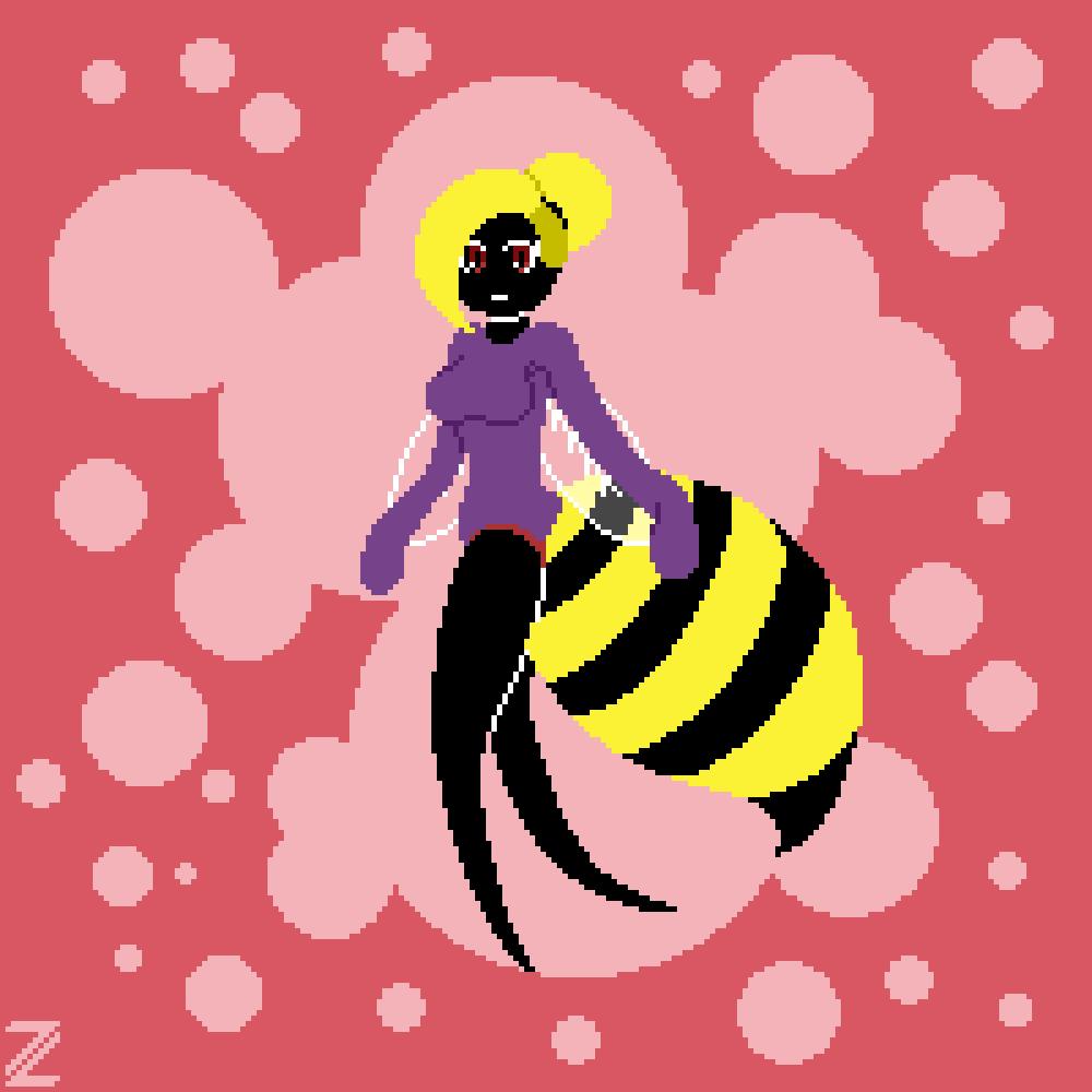 Belinda the bumblebee (New OC)