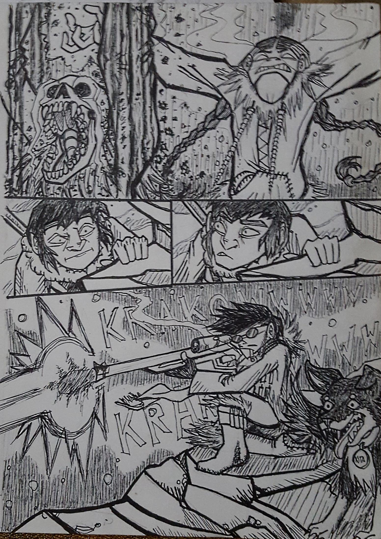 Aurora Gorealis Page 3