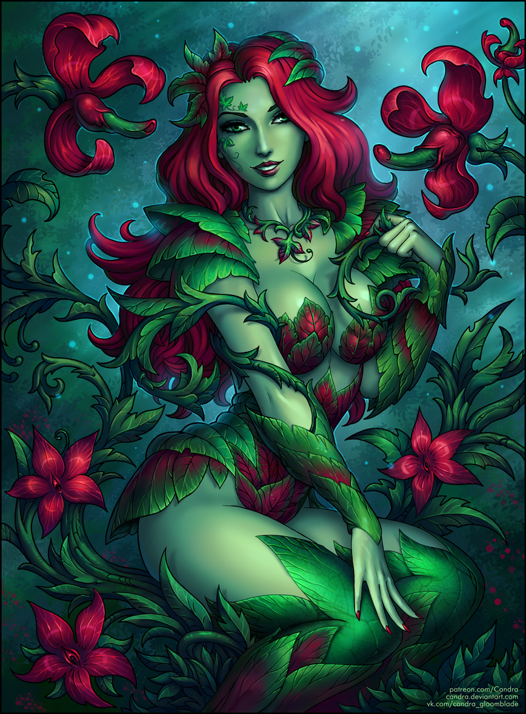 Poison Ivy (SFW)