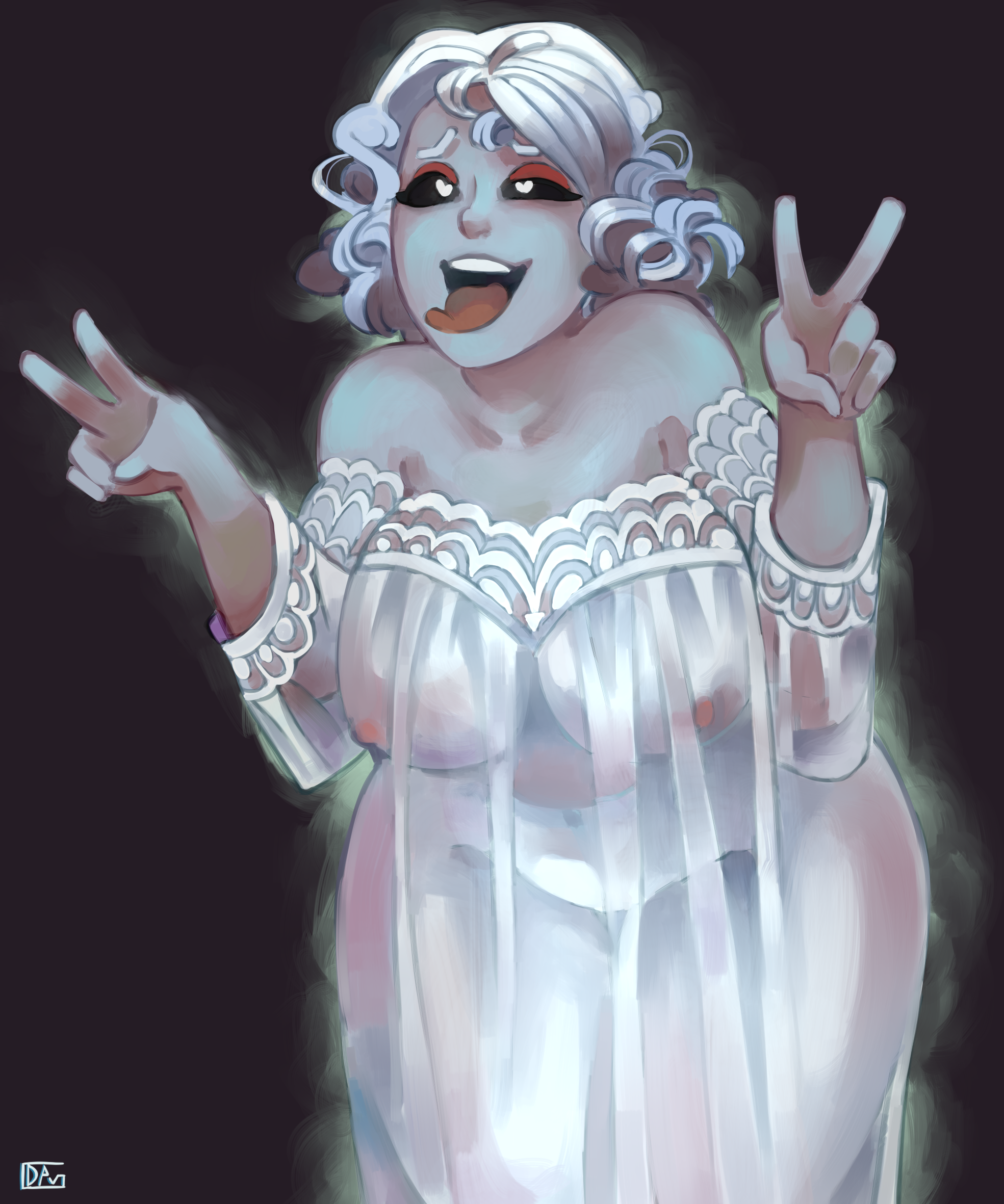 Horny Ghost
