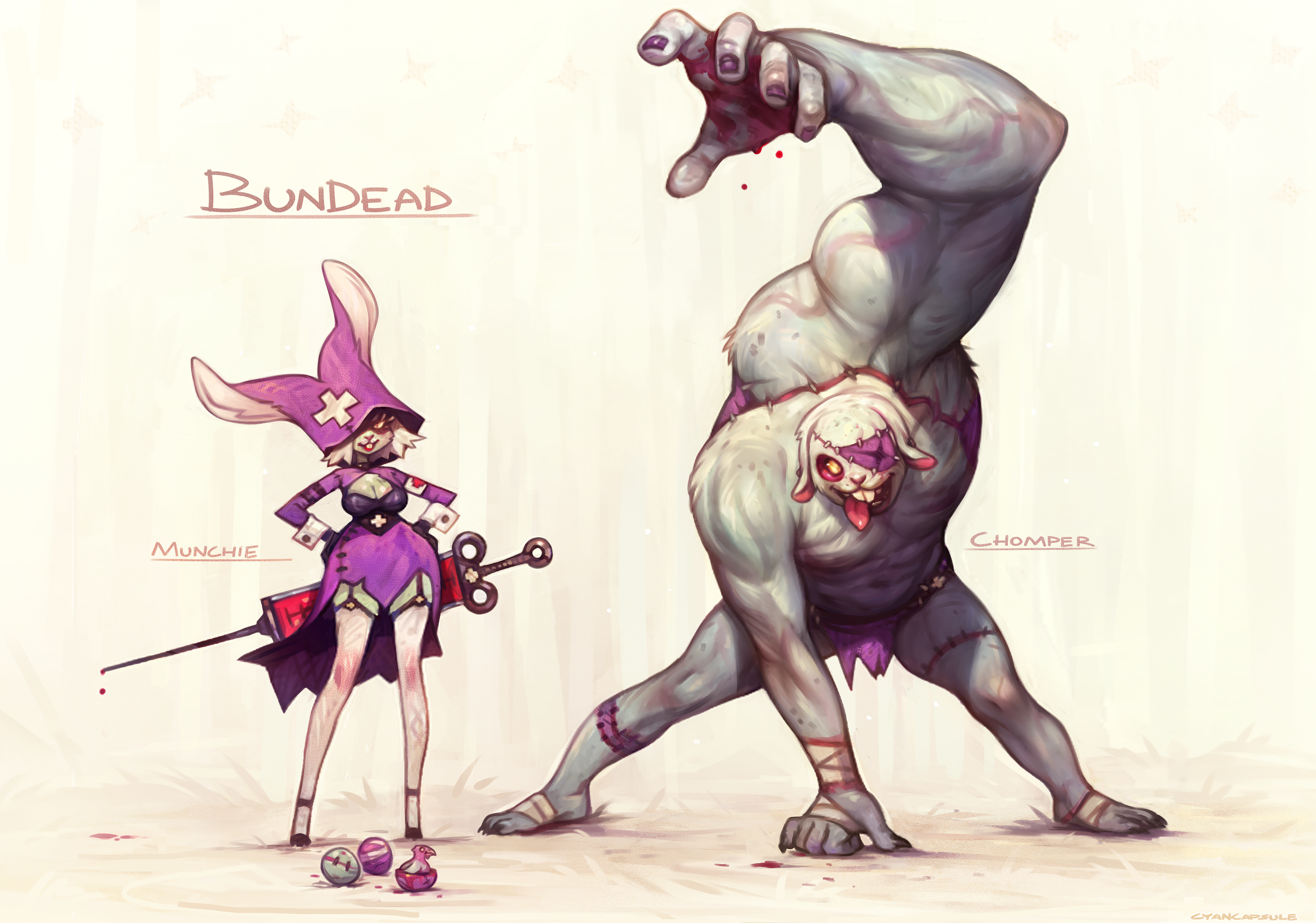 Bundeads