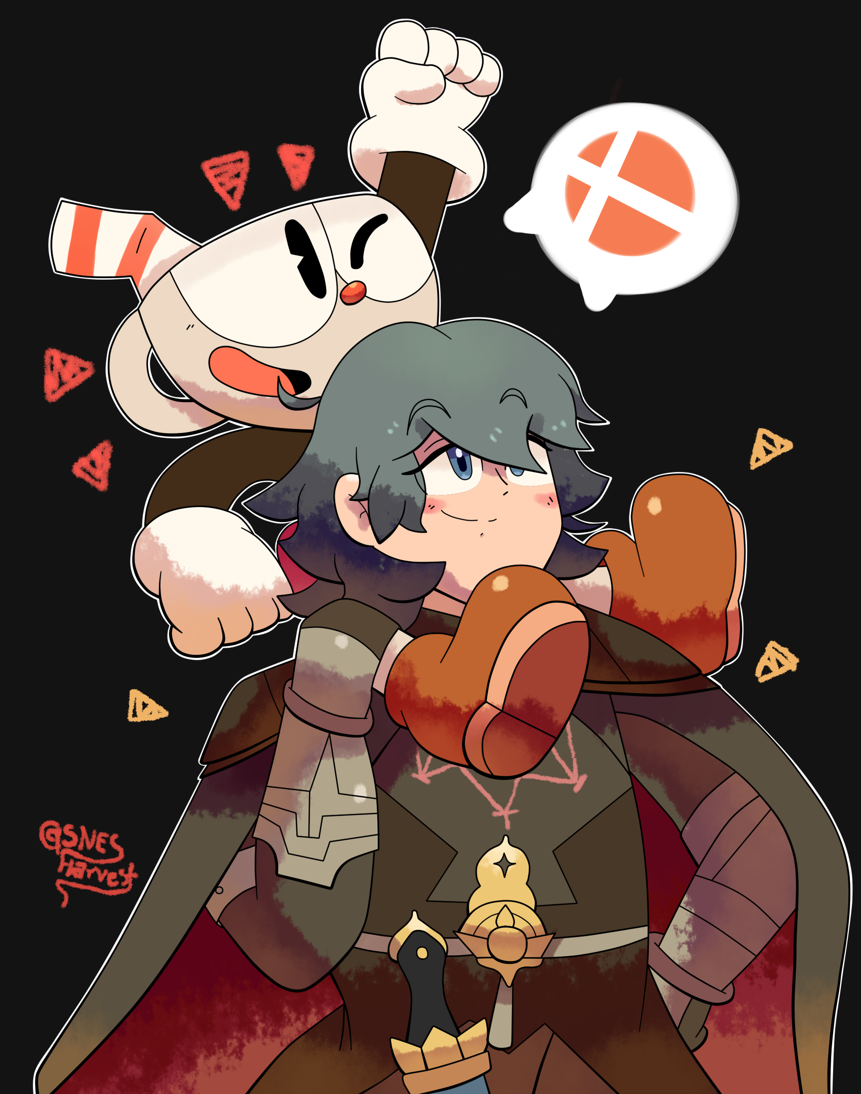 byleth cup