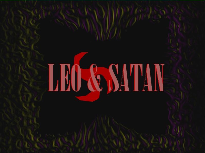 Leo and Satan Fanart