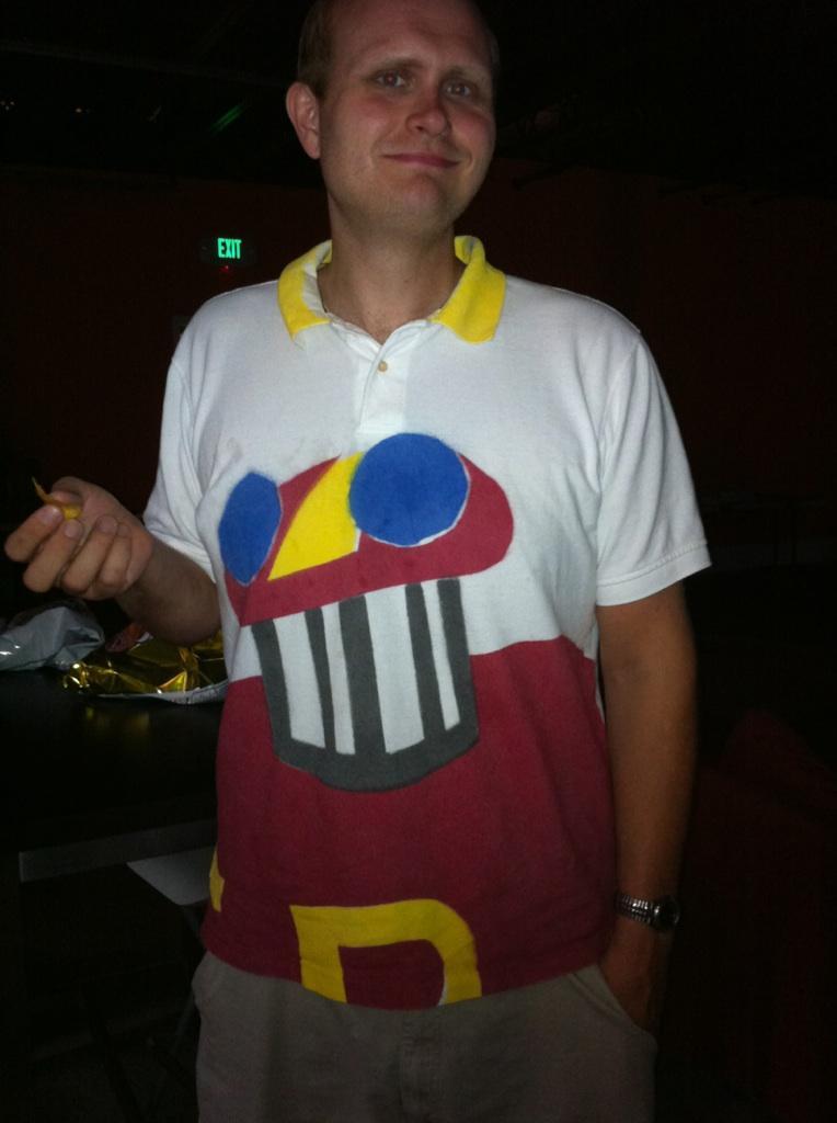 P-Bot Shirt