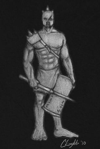 Barbarian- Enhanced!