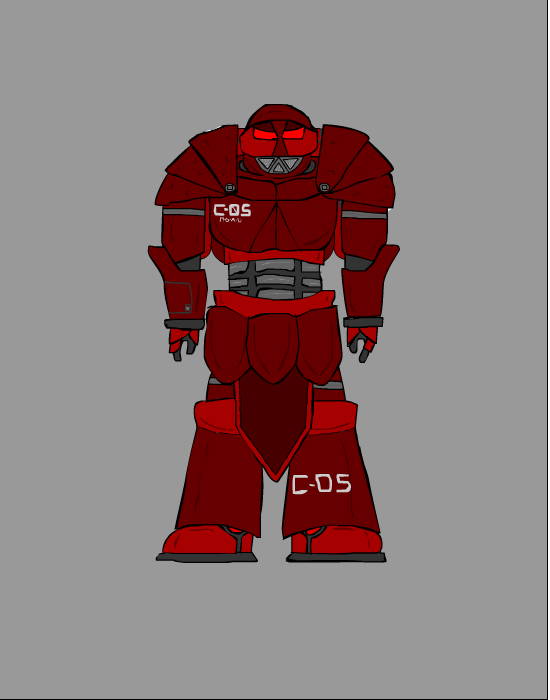 GE Power Armor