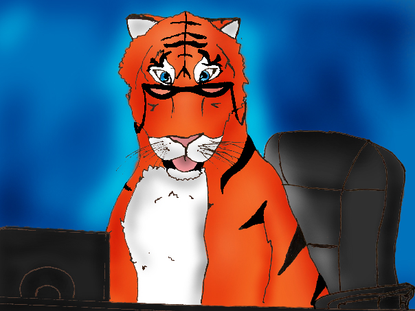 Tiger Librarian