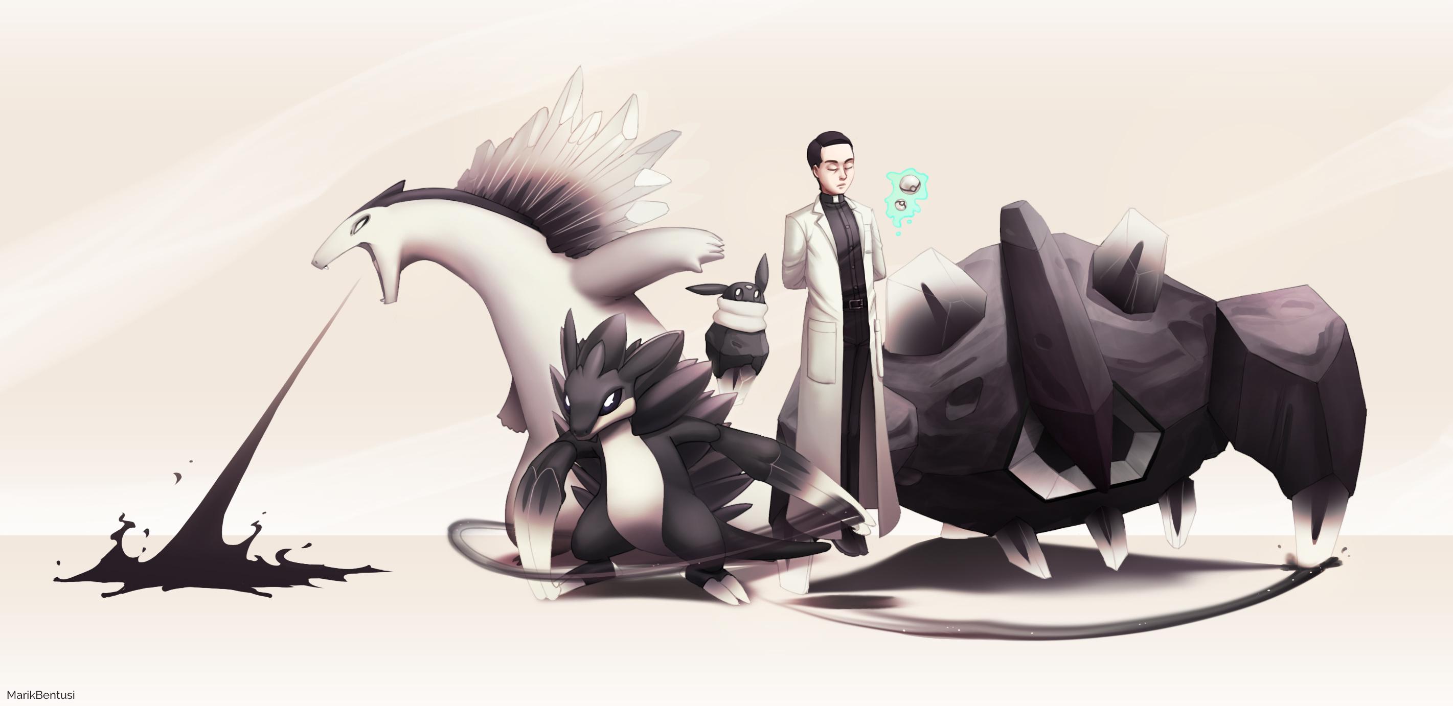 Pokemon: Variant Team 1