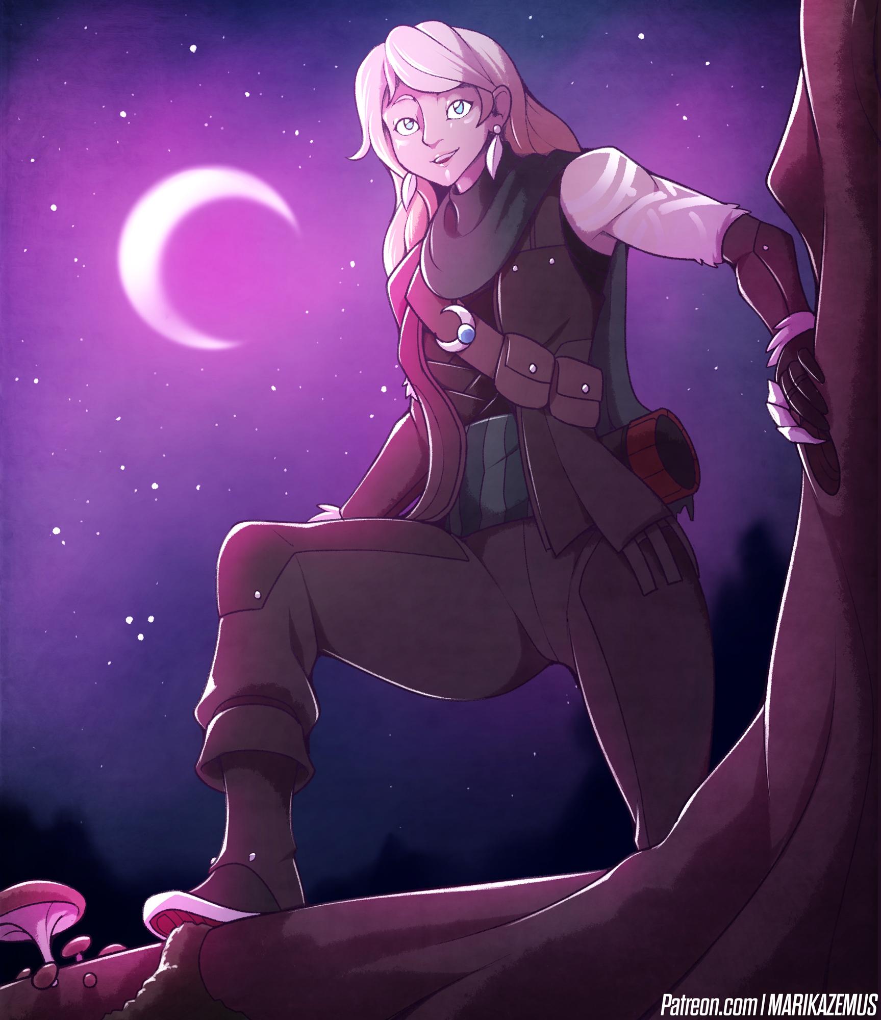 Magic Moonlight (Commission)