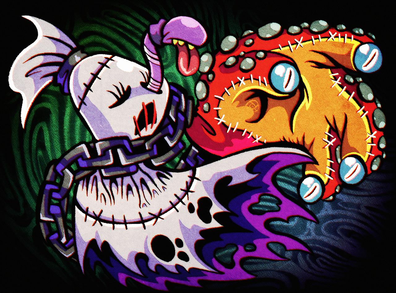 Ghoul Glove