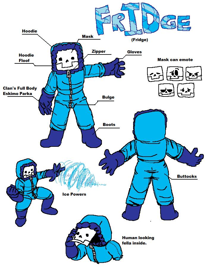 Fridge Profile for Space Thread