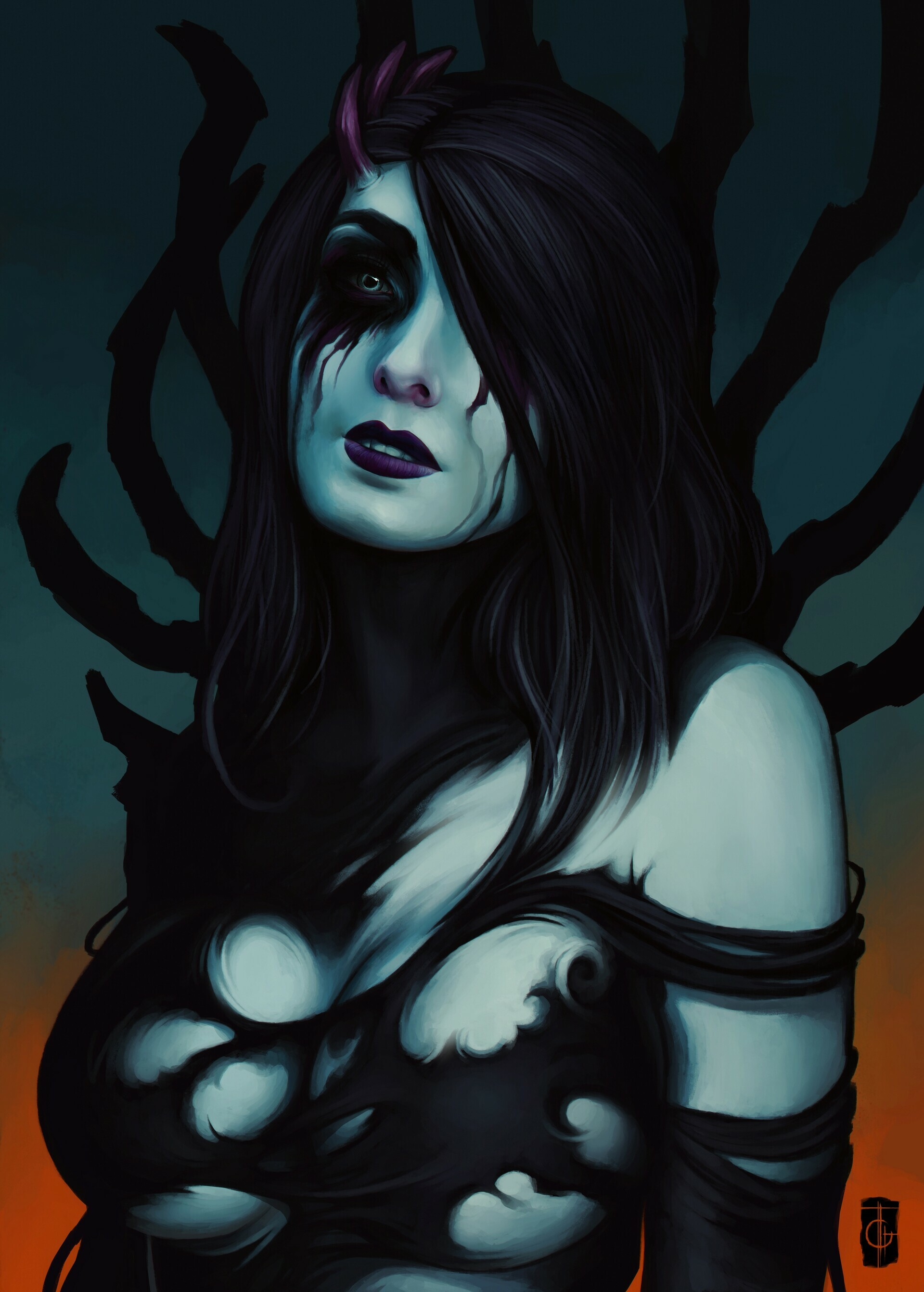 Drowned Ophelia