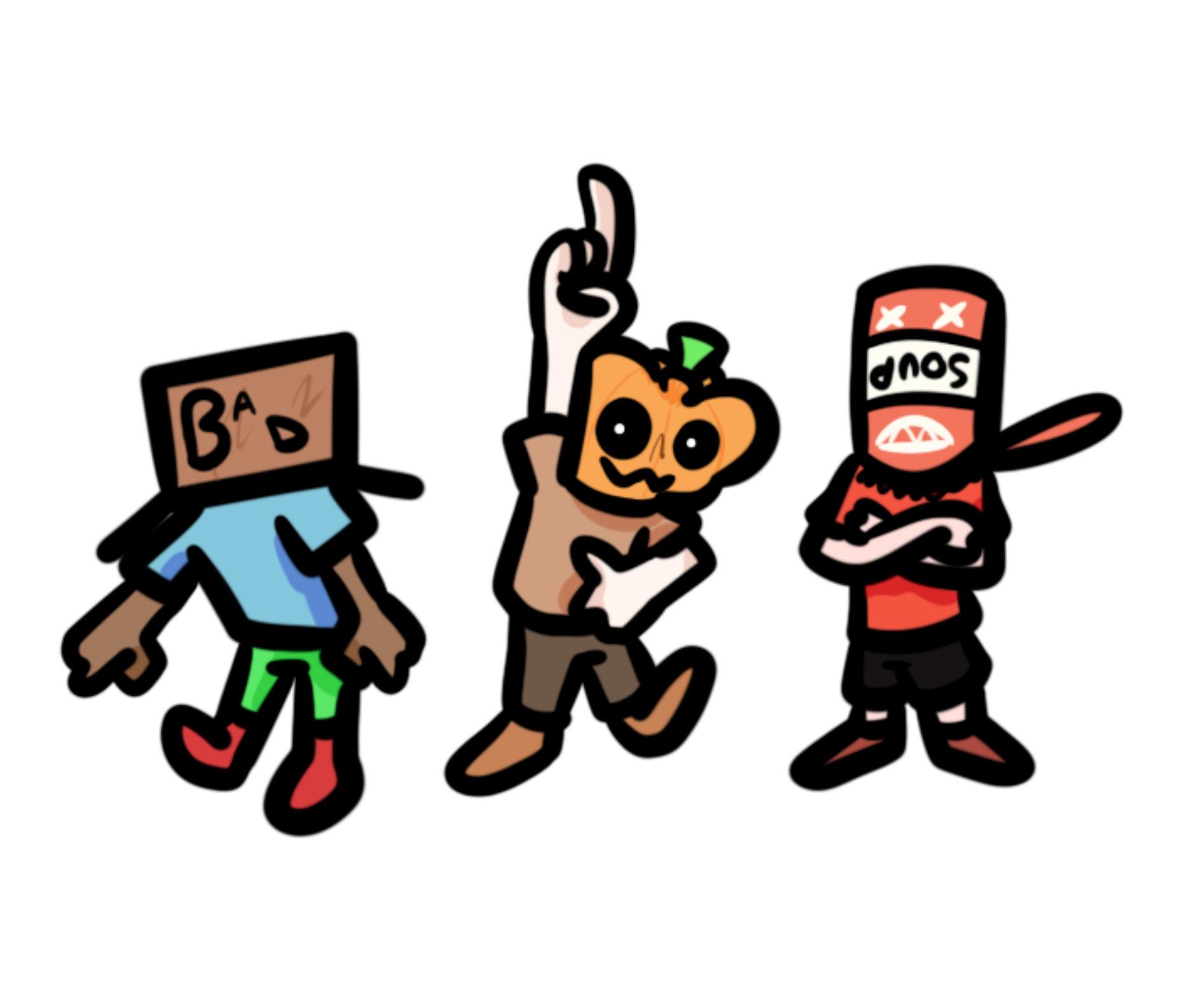The Bad Boys!