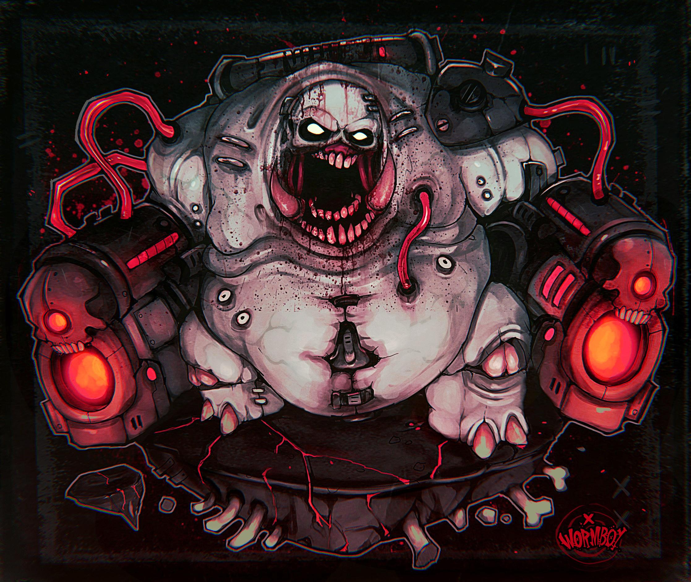 DOOM - THE MANCUBUS