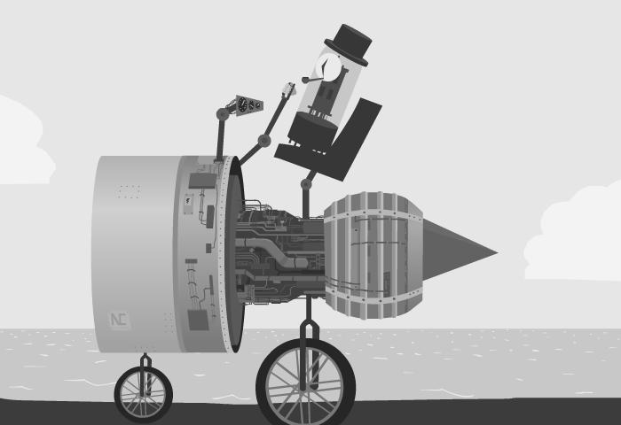 Jet Cycle
