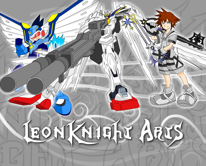 Leonknight arts wallpaper (NEW