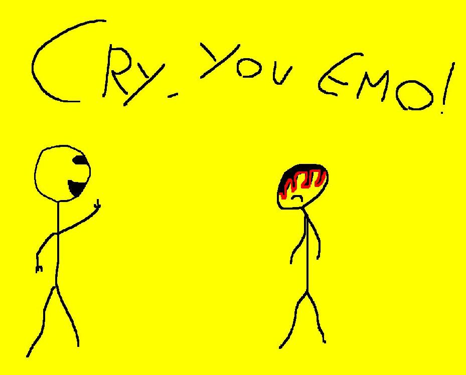 Cry You EMO!
