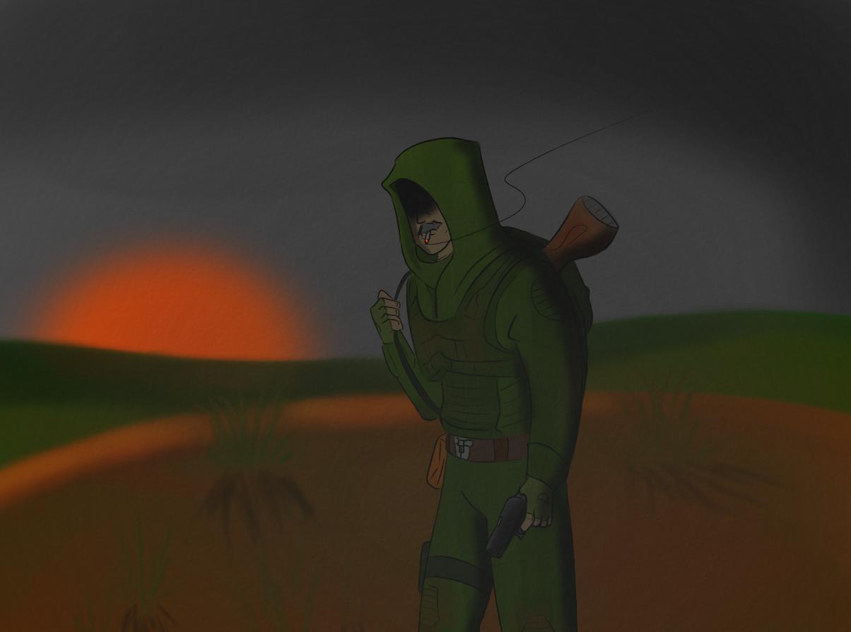 Good hunting, Stalker