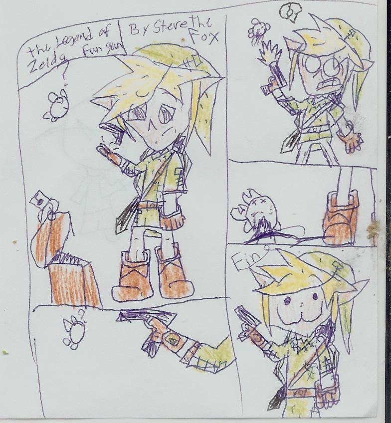 link comic