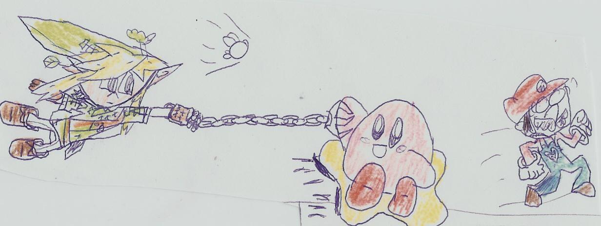 Mario THE BOSS :D