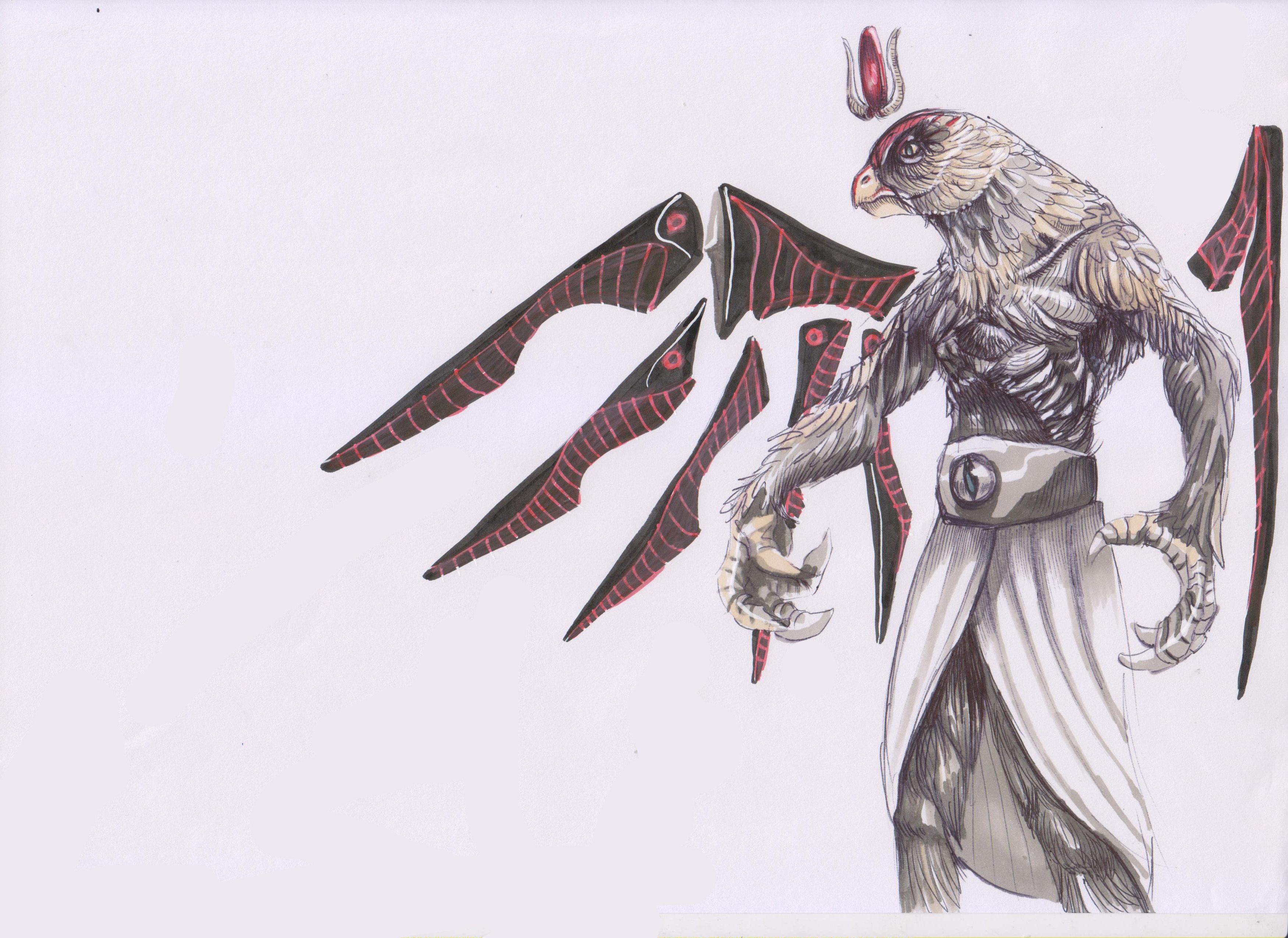 Horus God of the Sun