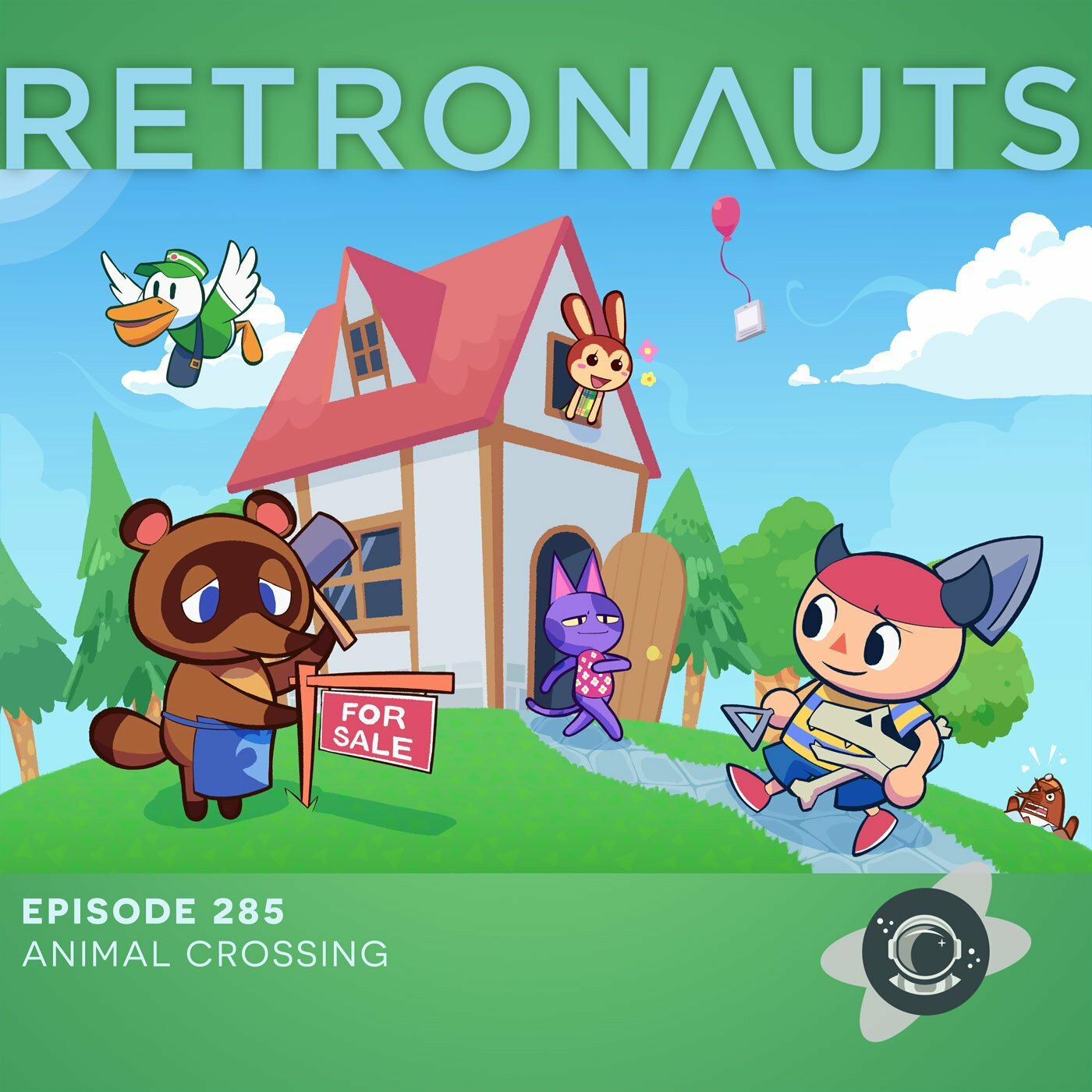 Commission: Animal Crossing