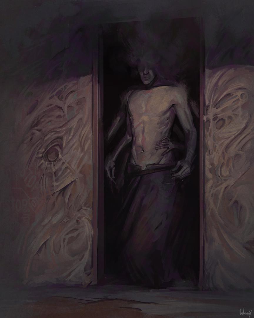 /// Enter
