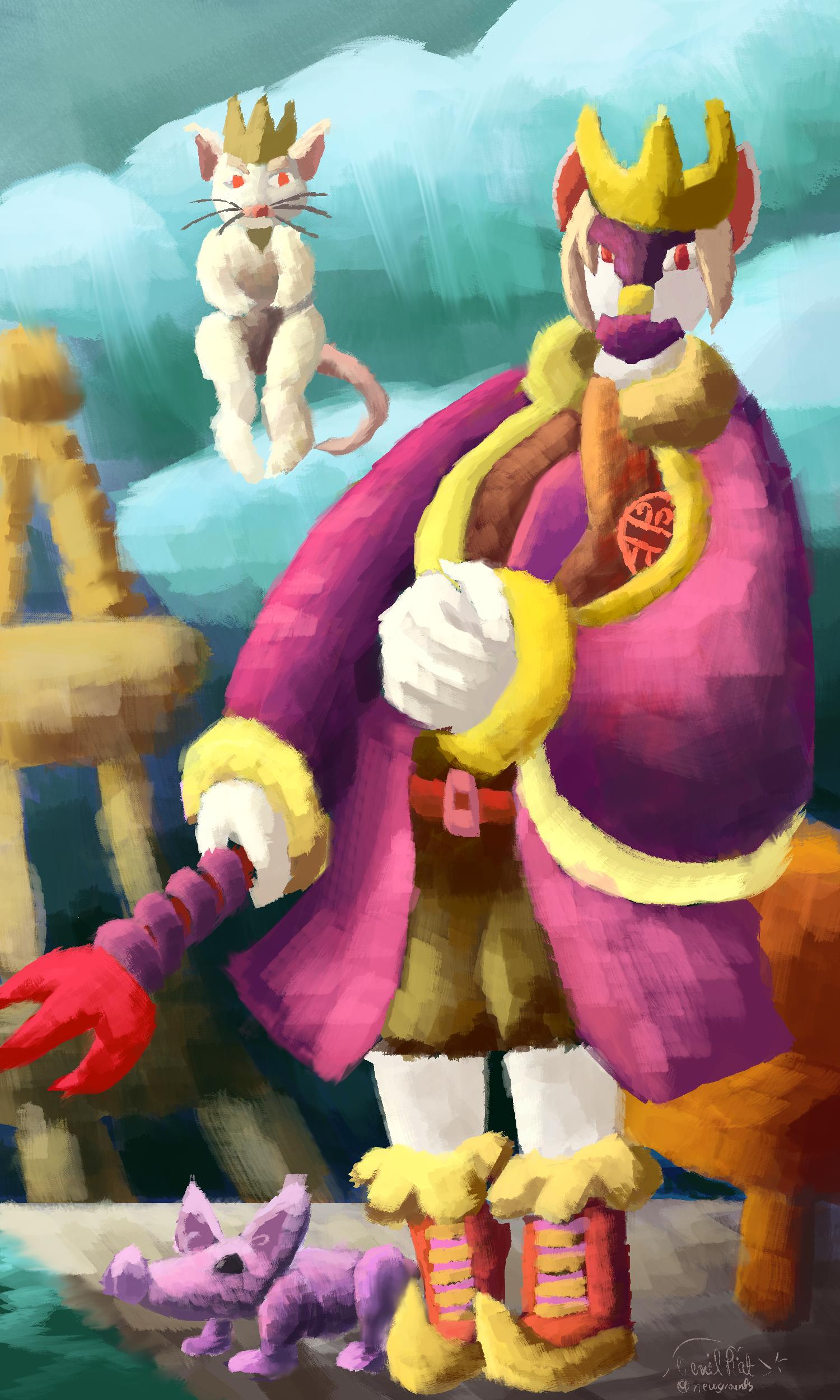 King Rat and Vermus