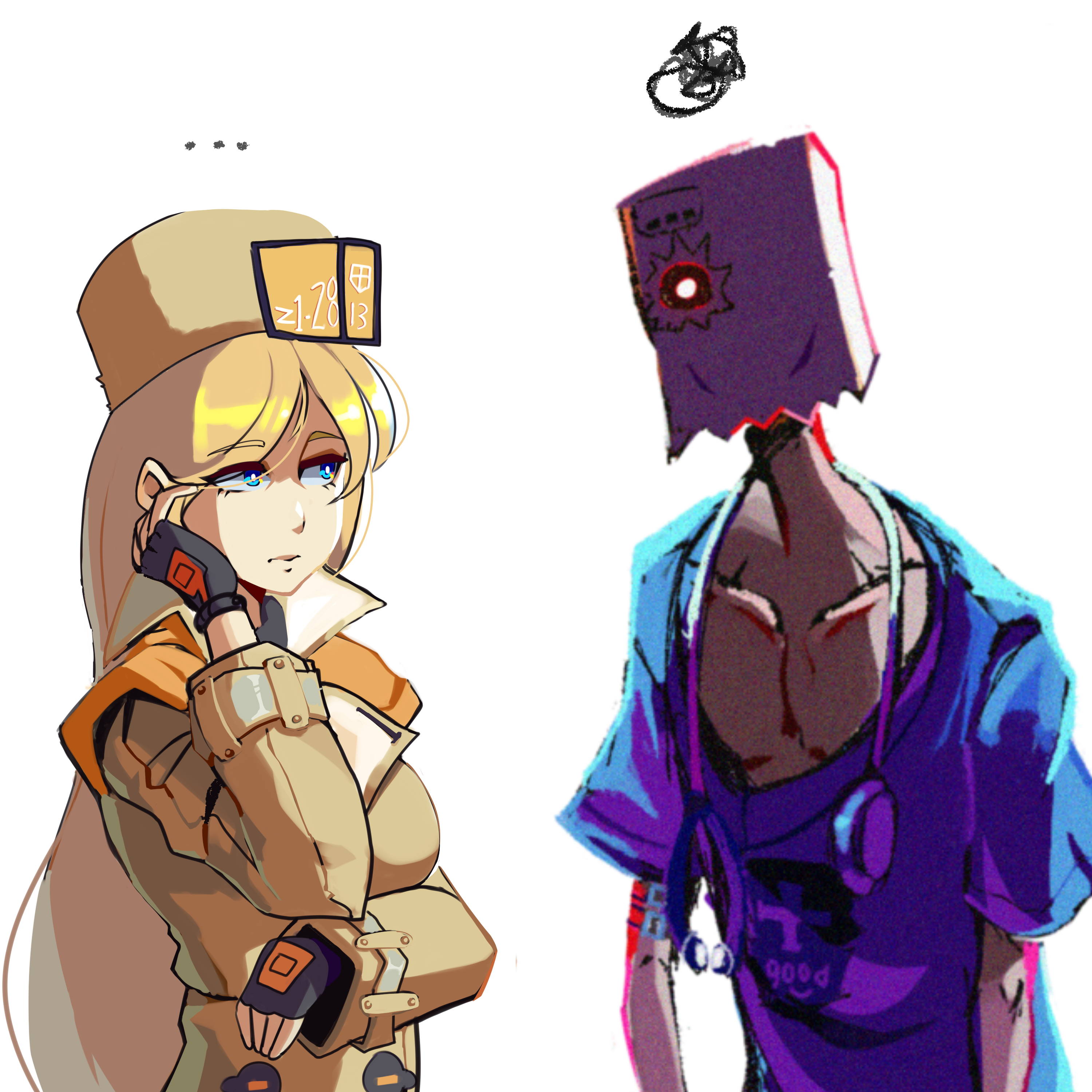 Millia and Faust