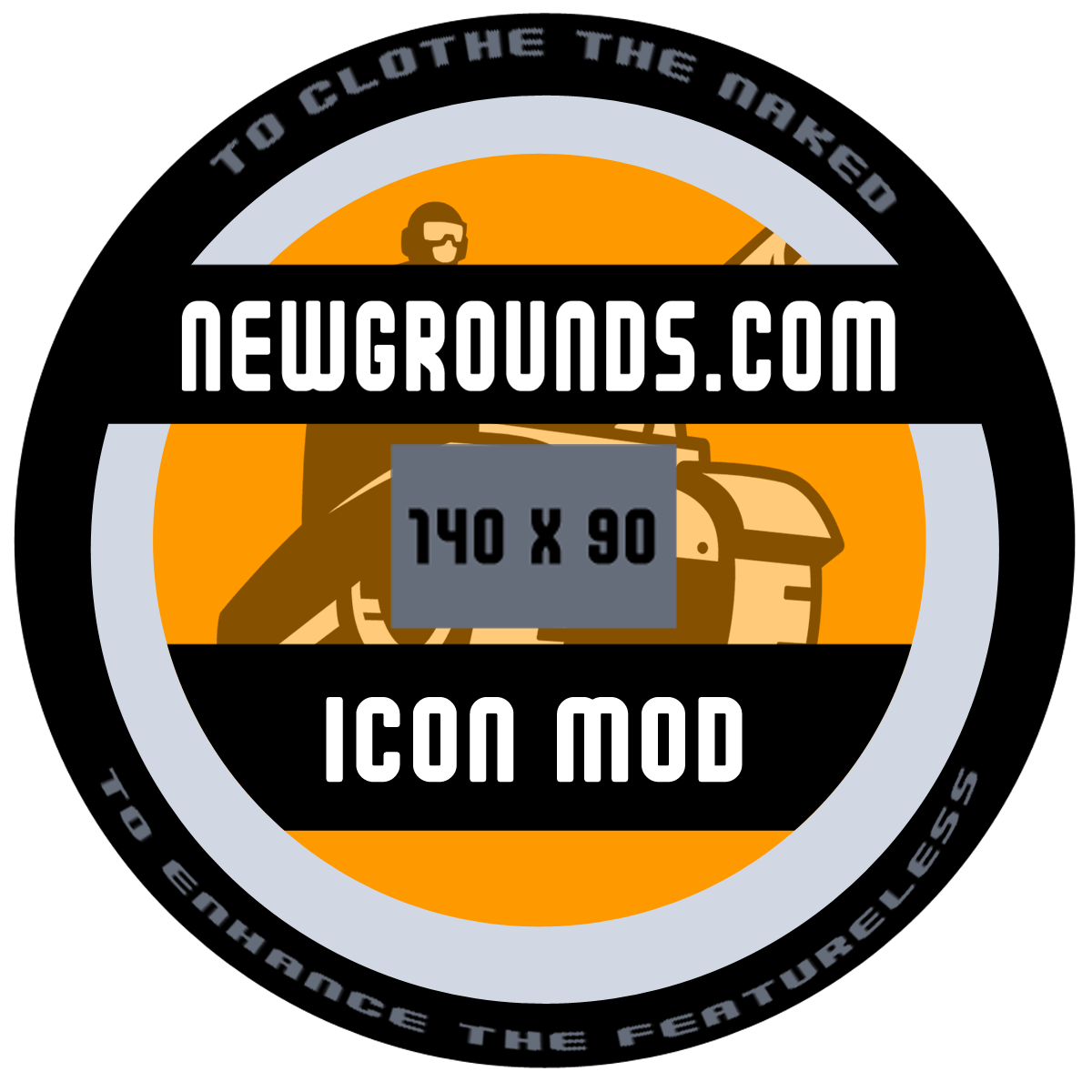 Icon Mod Badge V.1.5