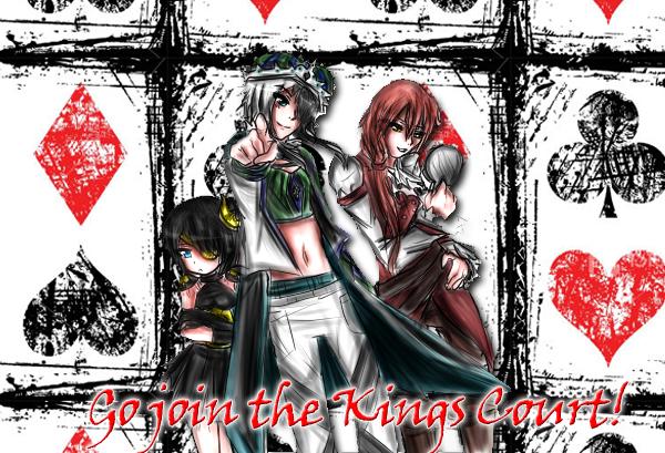 Join The Kings Court @ DA