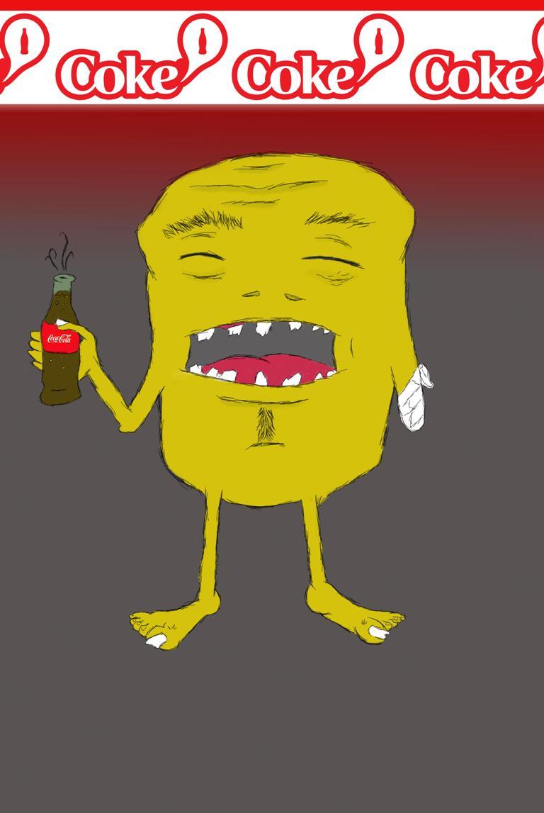 enjoy a coke