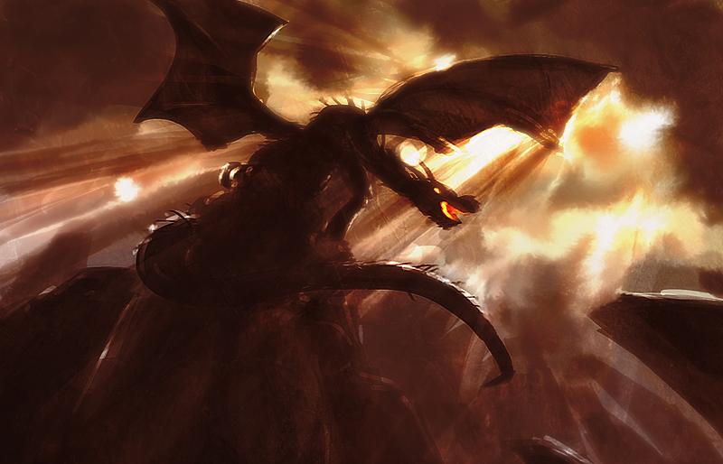 Dragonspire Speedie