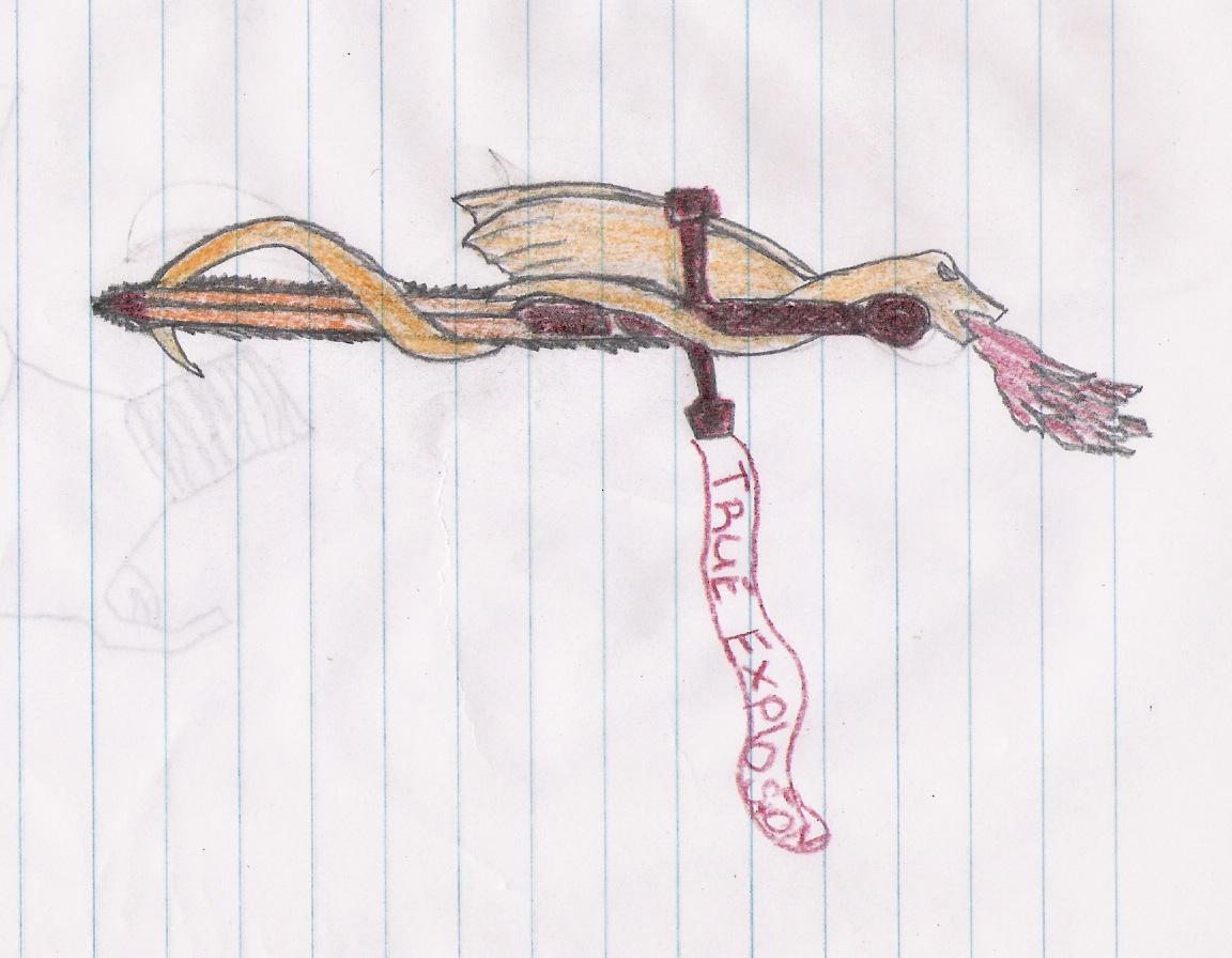 Excalibur of Dragonite