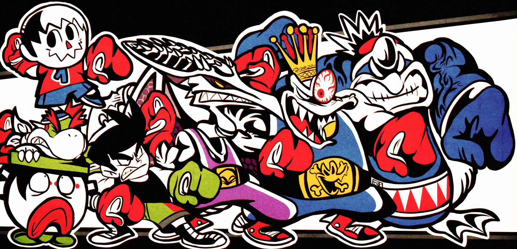 Boxing Chumps