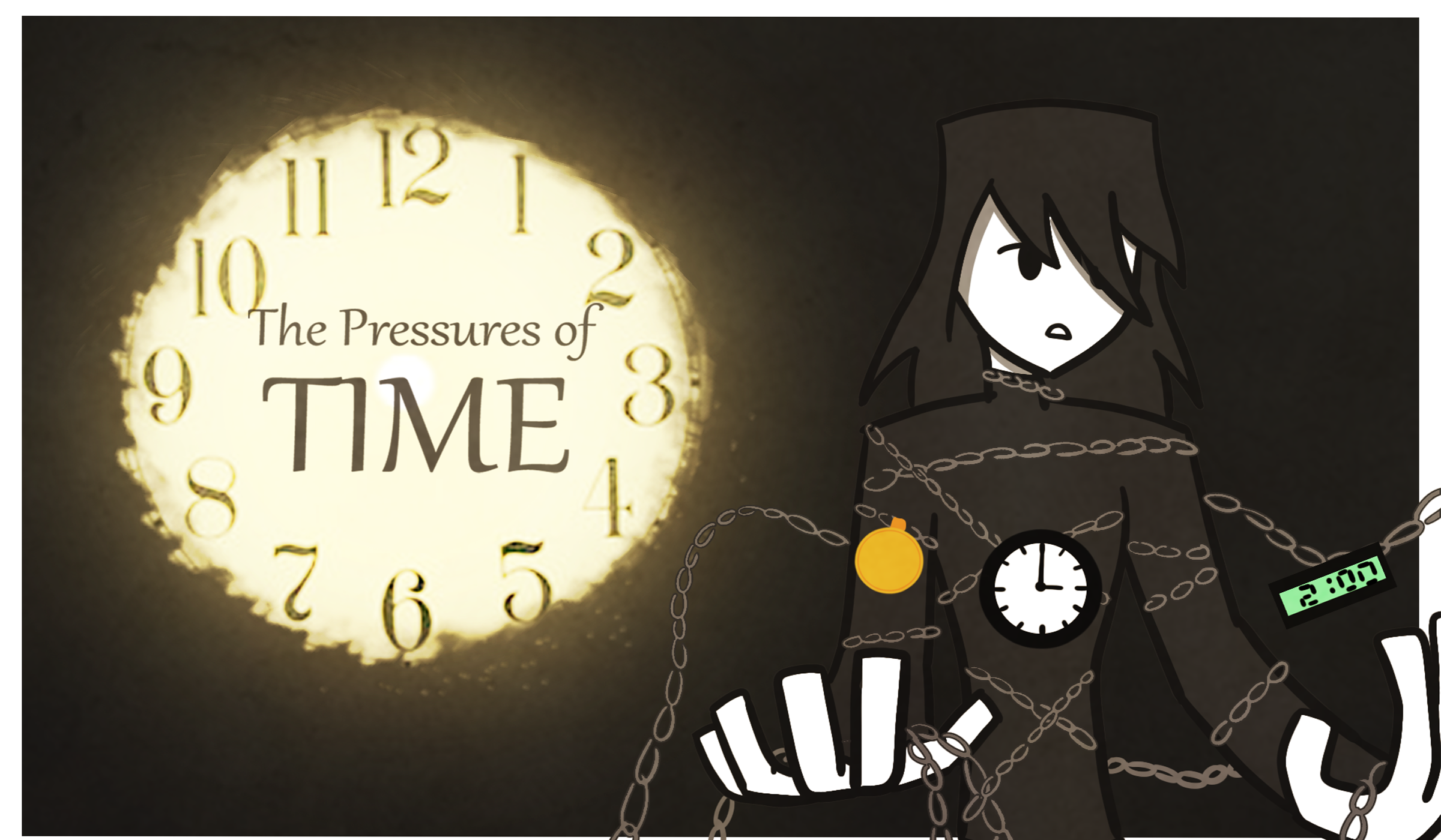 The Pressures of Time Thumbnail