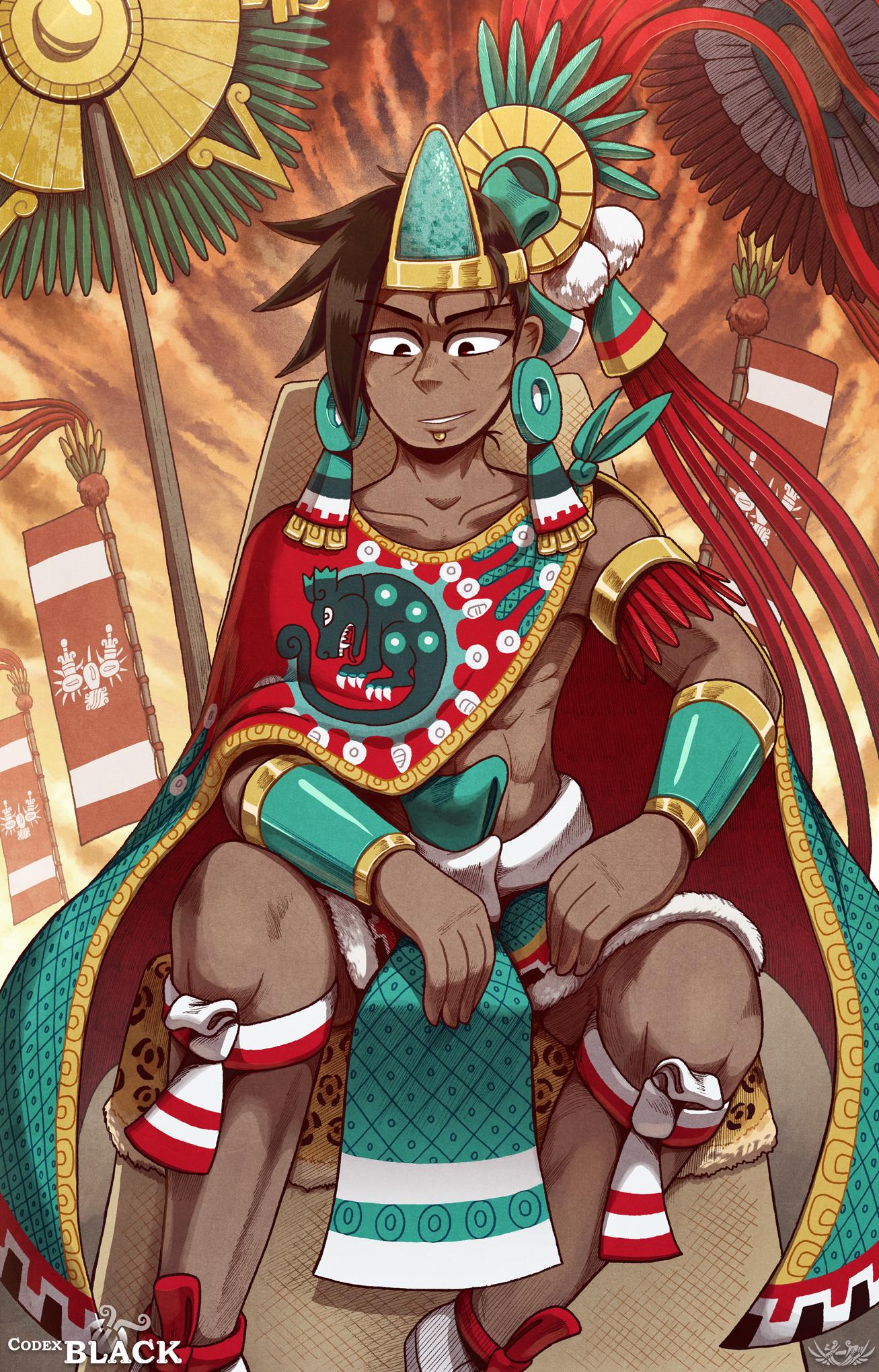 Emperor Ahuizotl