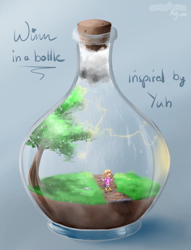 Bottle á la Yuh