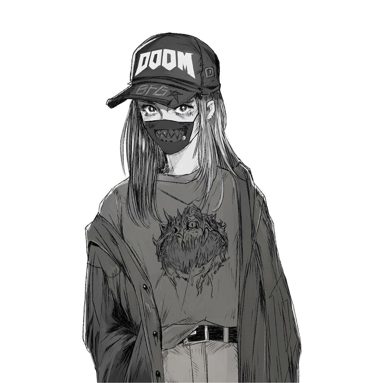 Doom fan