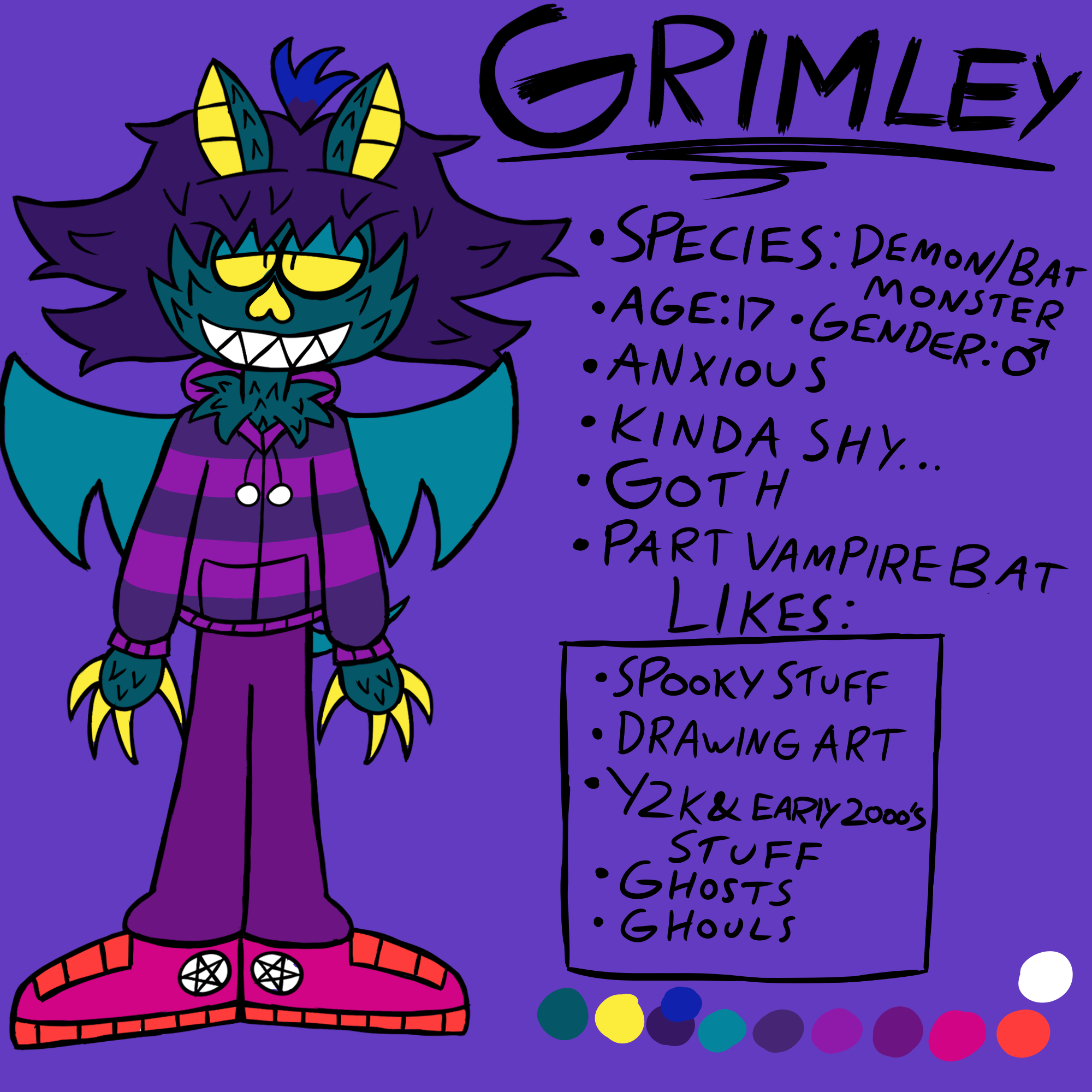 GRIMLEY REFERENCE SHEET