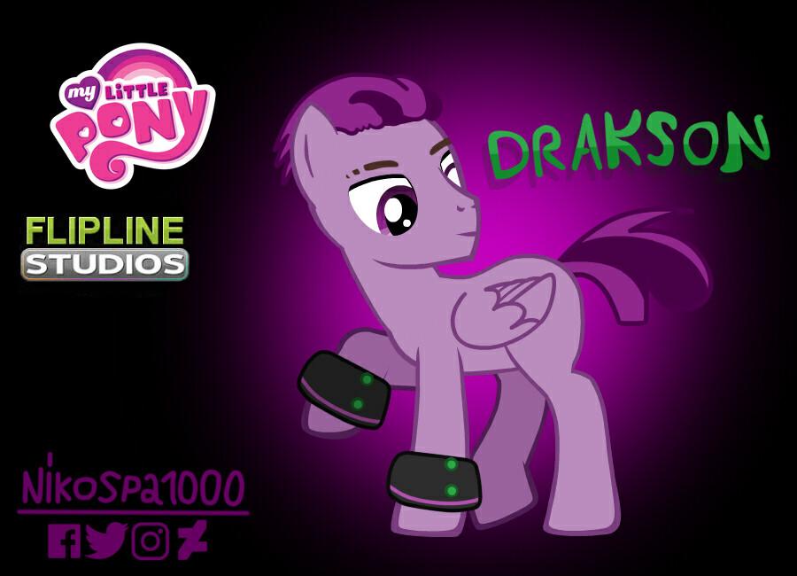 My Little Pony to Drakson