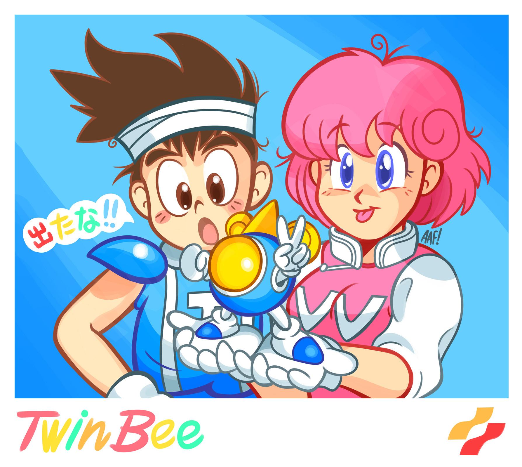 Detana!! Twinbee