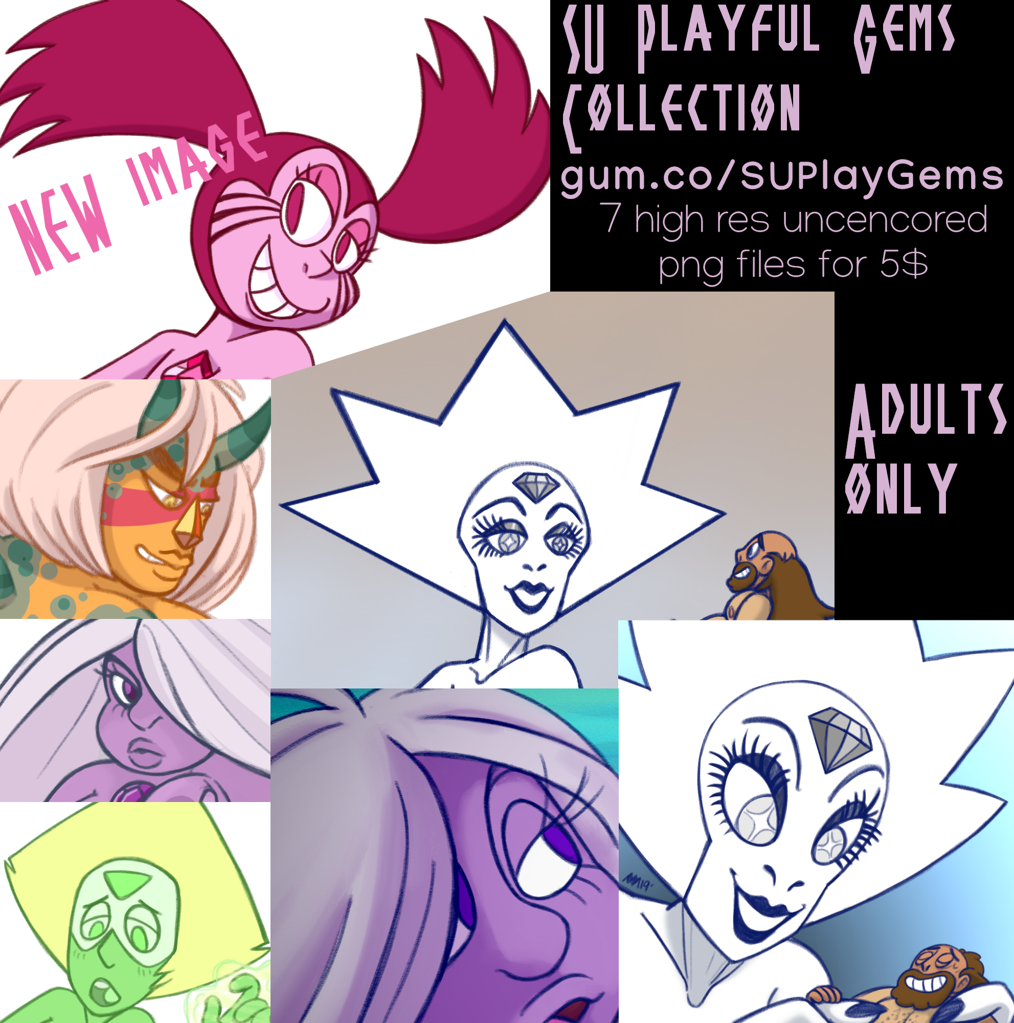 SU Playful Gems Collection for $$