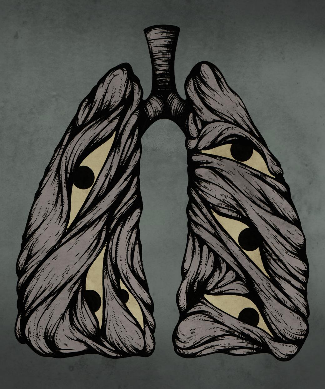 Silence the oxygen