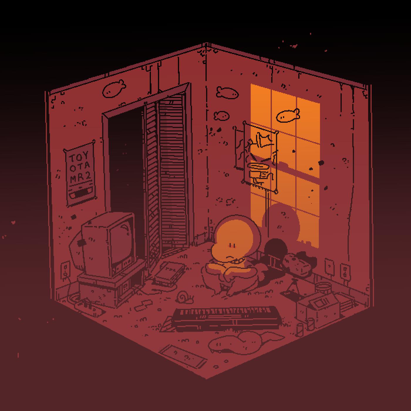 gordon bedroom