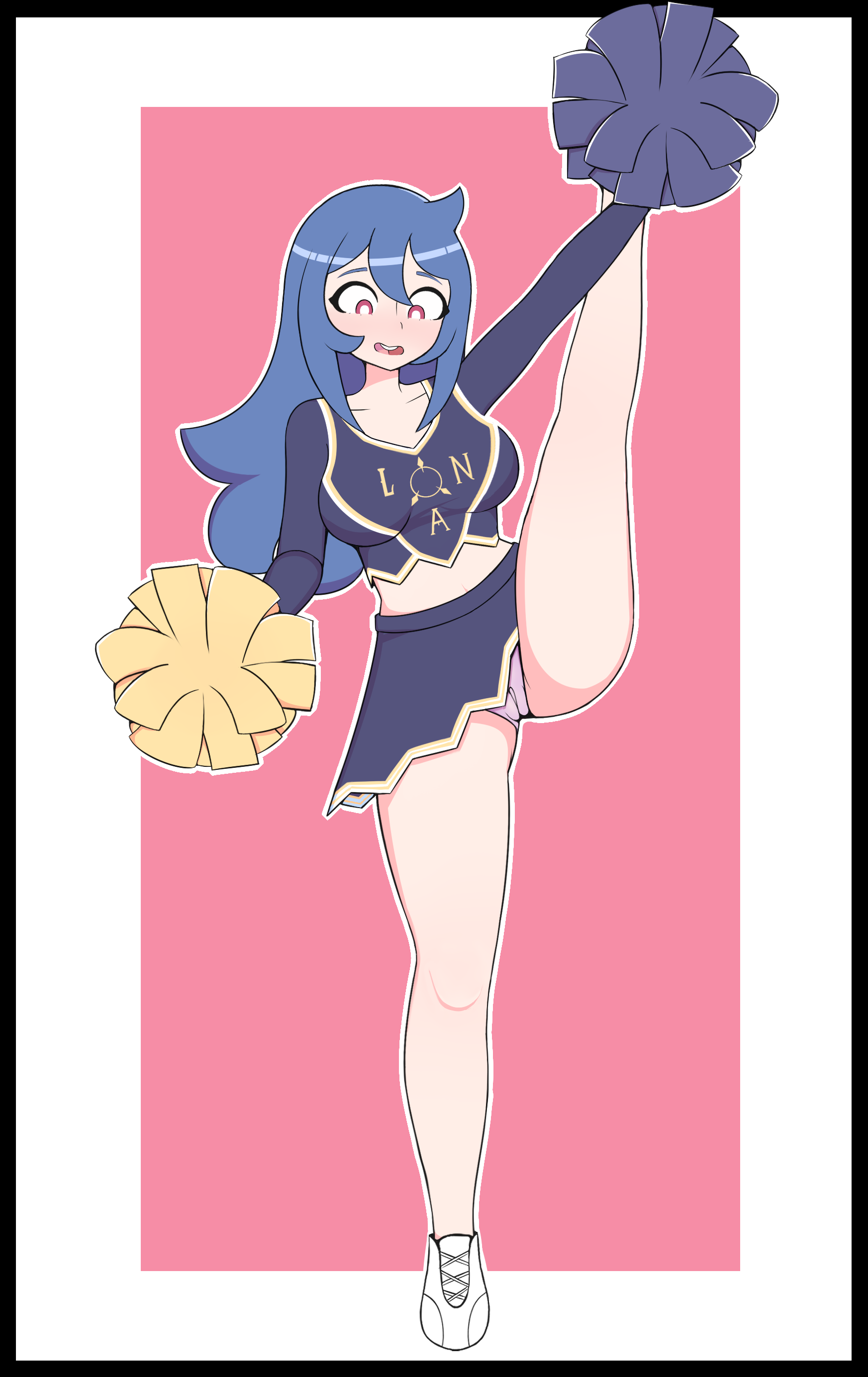 Cheerleader Chariot